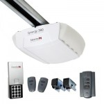 Marantec Synergy 380 1.1 HP DC Motor 8' Belt Drive Garage Door Opener