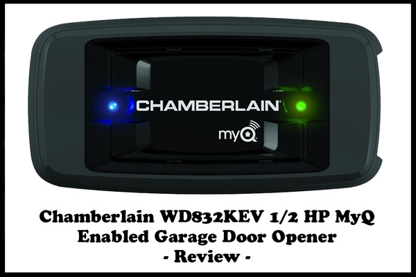 Chamberlain Wd832kev 1 2 Hp Myq Enabled Garage Door Opener Make Your Own Beautiful  HD Wallpapers, Images Over 1000+ [ralydesign.ml]